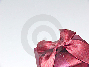 Red Gift Box Stock Photo - Image: 8828810