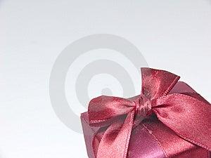 Caixa De Presente Vermelha Foto de Stock - Imagem: 8828810