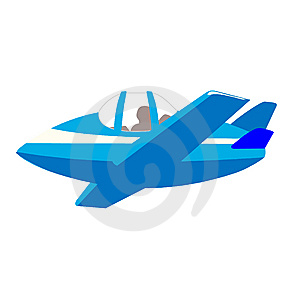 Plane Royalty Free Stock Photos - Image: 8828968