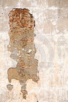 Grunge Brick Wall Stock Image - Image: 8830551