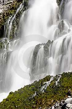 Waterfall At Thousand Springs - More In Portfolio Stock Images - Image: 8832384