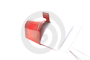Bills In The Mail Royalty Free Stock Image - Image: 8833136