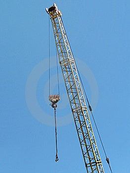 Old Crane Royalty Free Stock Image - Image: 8835446