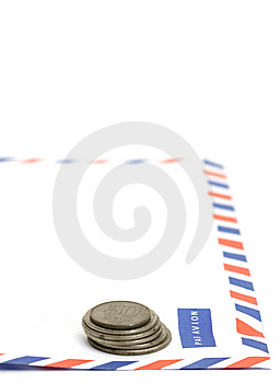 Mail Royalty Free Stock Image - Image: 8836026