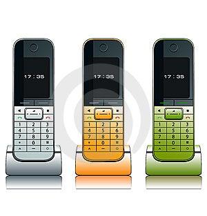 Phone Stock Image - Image: 8836391