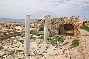 Roman Ruins Stock Images - Image: 8839274