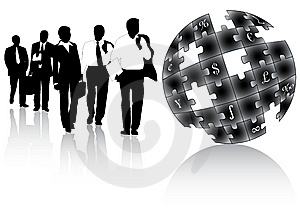 Business People Stock Image - Image: 8843181
