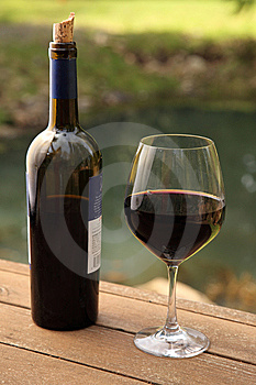 Wine Stock Images - Image: 8843644