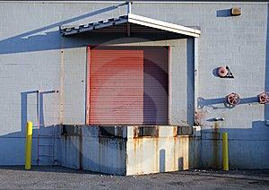 Truck Dock Royalty Free Stock Photo - Image: 8847125