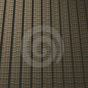 Extreme Windows - Big House Royalty Free Stock Images - Image: 8848459