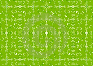 Flower Pattern Stock Image - Image: 8848941