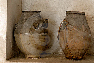 Pots Stock Images - Image: 8856434