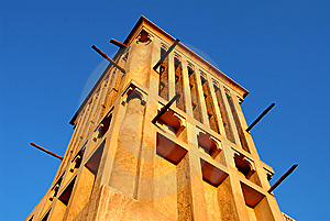 Wind Tower Royalty Free Stock Photos - Image: 8856788