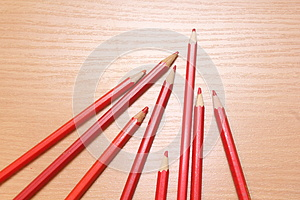 Color Pencils Picture Free Stock Photography