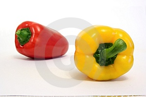 Color Peppers Stock Photography - Image: 8865802