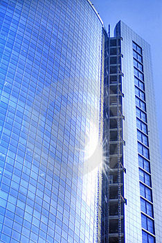 Sky-scraper Royalty Free Stock Photography - Image: 8866857