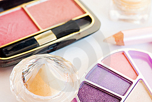 Make-up Royalty Free Stock Photos - Image: 8866908