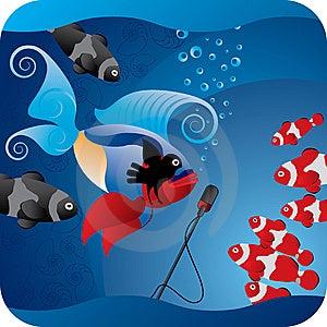 Reincarnation In Ocean Stock Images - Image: 8867384