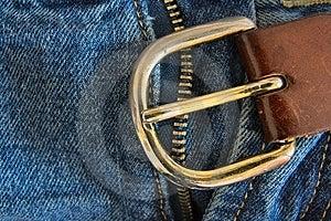Metal Buckle Stock Image - Image: 8869521