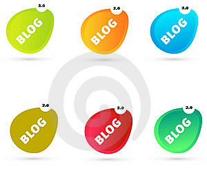 Chat Bubles Royalty Free Stock Photography - Image: 8870357