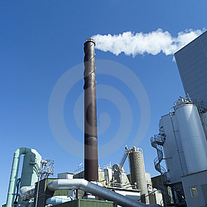 Chimney Stock Image - Image: 8872761