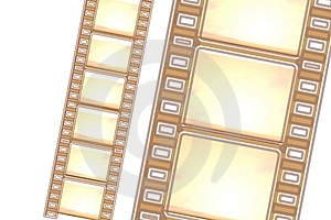 Film Strip Stock Image - Image: 8875651