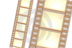 Filmstreifen Stockbild - Bild: 8875651