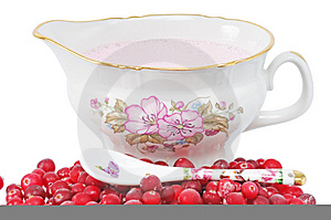 Pile Cranberry Royalty Free Stock Photography - Image: 8876627