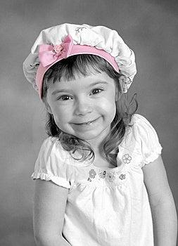 Adorable Young Girl Royalty Free Stock Photos - Image: 8876978