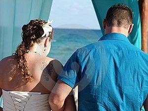 Beach Wedding Stock Photography - Image: 8877042