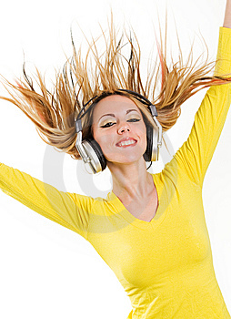 Flying Notes Stock Image - Image: 8880191