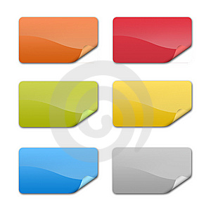 Badge Prix And Notes Stock Photos - Image: 8881173