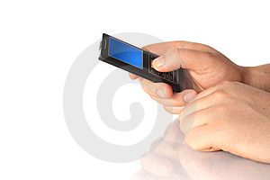 Mobile Phone. Stock Photography - Image: 8881872