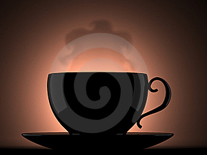 Hot Coffee Stock Images - Image: 8884964