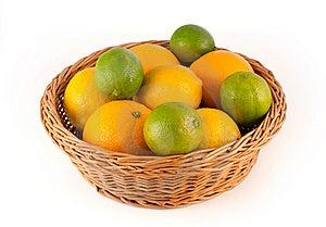 Lemons And Oranges Royalty Free Stock Photo - Image: 8886115
