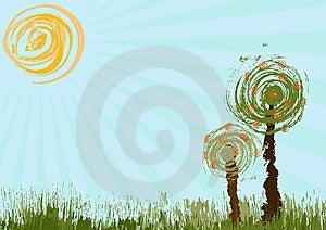 Landscape Royalty Free Stock Photo - Image: 8886285