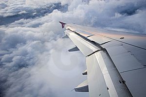 High In The Sky Sunrise Royalty Free Stock Images - Image: 8891789