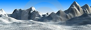 Generic Snow Mountains Stock Photos - Image: 8892623