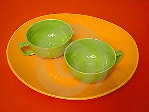 Mini Tea Set Stock Images - Image: 8893794