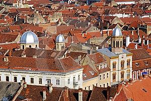 Brasov In Transylvania (Romania) Stock Image - Image: 8896781