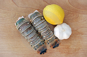Lobster Tails II Stock Photo - Image: 890260