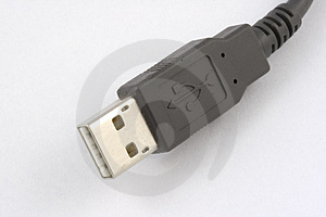 USB Cable Royalty Free Stock Images - Image: 892919