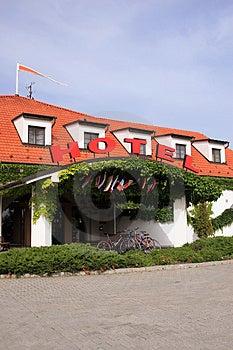 Hotel Royalty Free Stock Image - Image: 893806