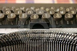 Typewriter Gratis Stock Foto