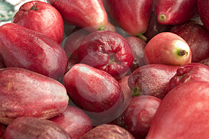 Red Pear Fruit Stock Photos - Image: 898233