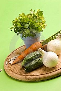 Vegeterian Food Stock Image - Image: 8900131