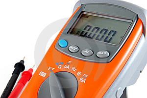 Multimeter Royalty Free Stock Images - Image: 8901299
