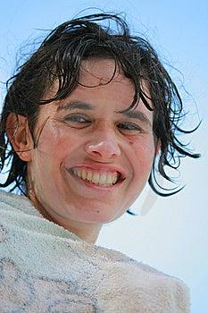 Snorkel Girl Royalty Free Stock Photo - Image: 8901645