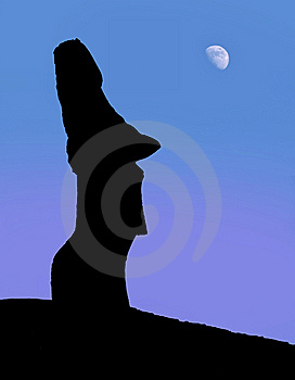 Easter Island Stock Photos - Image: 8902523