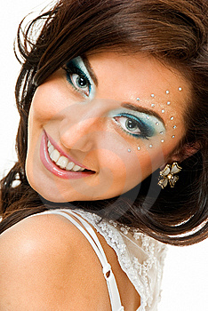Splendid Girl Royalty Free Stock Image - Image: 8905106